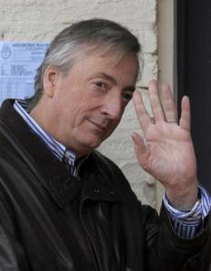 Ex presidente argentino