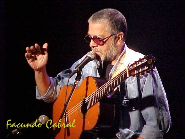 Facundo Cabral Cantautor Argentino