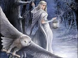 Irina, Reina de las Nieves