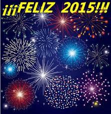 ¡¡¡Feliz 2015!!!