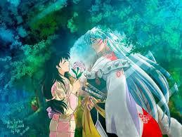 Sesshomaru y Rin